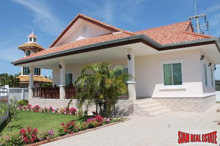 Brand New Development of 82 High Quality Villas, Hua Hin
