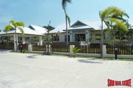 Well Constructed Villas in a Tranquil Setting - East Pattaya