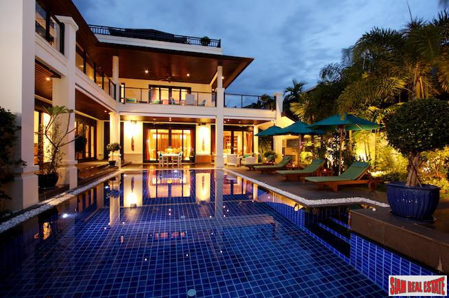 Maan Tawan Estate | Four Bedroom Tropical Dream Home for Sale in Bang Tao