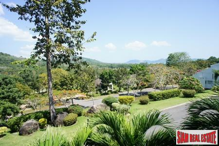 Blue Canyon Country Club Condominium | Three Bedroom Condo Overlooking Golf Course in Nai Yang
