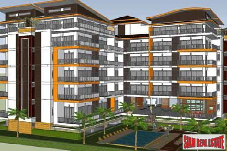 Coming Soon - Modern 3 Storey Low Rise Condominium - Studios, 1Bed and 2 Bed - South Pattaya