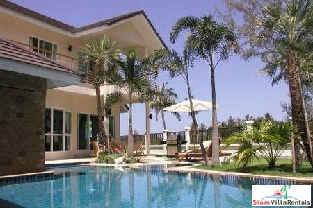 Four Bedroom Pool Villa with Sea Views at Bang Niang Beach, Khao Lak