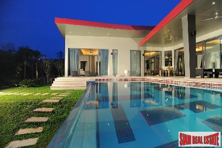 Unique Luxury Villa Built and Finished to the Highest Standards, Hua Hin