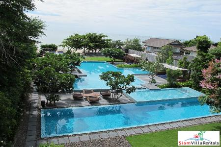 Beachfront 3 bedrooms condominium   for rent