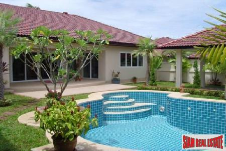 3 Bedroom, 3 Bathroom House In A Lovely Area Of The City - East Pattaya