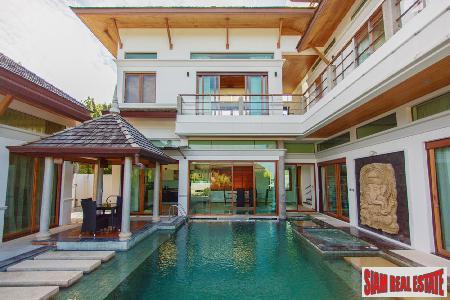 4 Bed Nai Harn Villa
