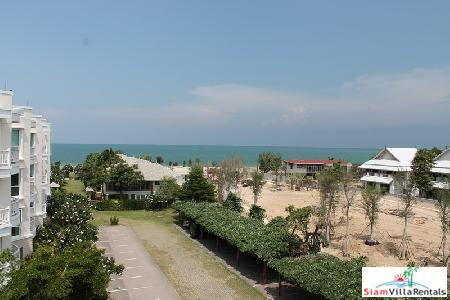 2 Bedroom condominium with sea view on the beach for rent