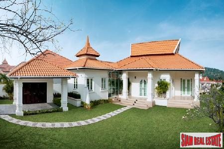 Luxurious Villas with 5 Star 10