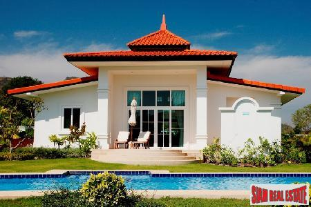 Luxurious Villas with 5 Star 12