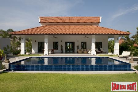 Luxurious Villas with 5 Star 3