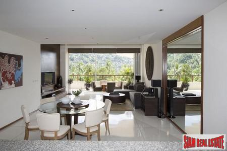 Luxury Two Bedroom Penthouse in Exclusive Surin Resort Community, Surin Beach, Phuket