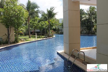 2 Bedrooms Condominium with the direct access to the swimming pool.