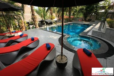 Luxurious Five Bedroom Pool Villa in a Peaceful Area of Patong