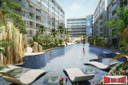 Hotel Style Apartments Now Available For Sale - Central Pattaya