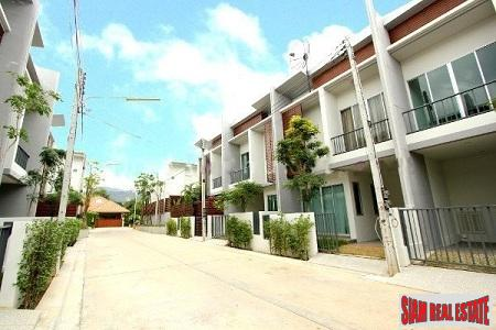 Nice, New Two-Bedroom Townhouse in Chalong