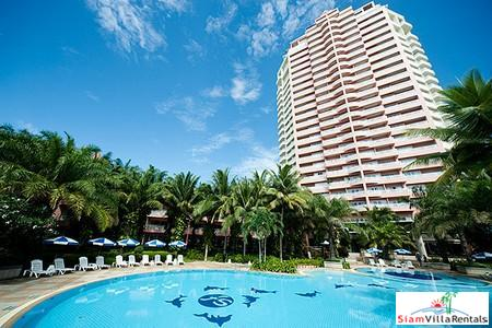 Two Bedroom Suite Apartment in a Cha-Am Resort, Cha Am, Hua Hin