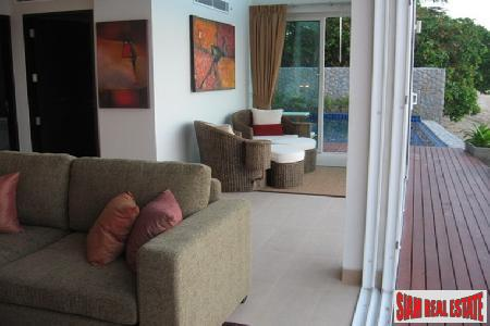 Luxury 2 Bed Absolute Beach 4