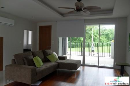 Modern Four Bedroom Townhome in Quiet Chalong Setting