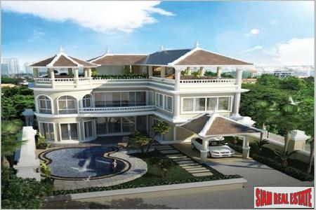 Brand New Development Of 3 Storey Homes - East Pattaya