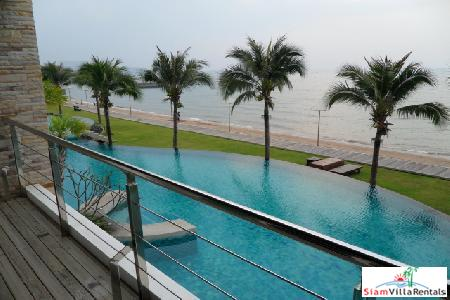 Fully Furnished Two Bed Condo For Long Term Rent - Pattaya