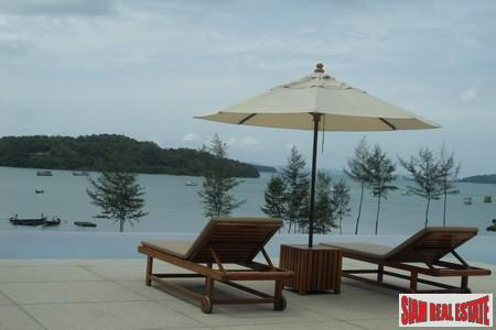 Spacious Two Bedroom Apartment with Panoramic Sea Views in Ao Por
