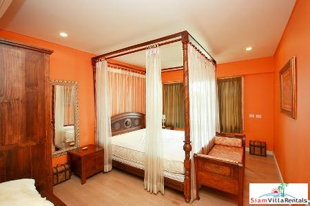 Stunning Balinese-Style furnished One Bedroom Condo in Central Hua Hin