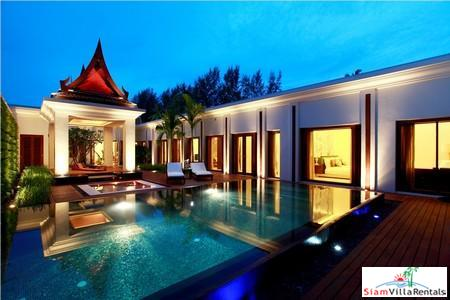 Luxury Two Bedroom Private Pool Villa in Peaceful Mai Khao
