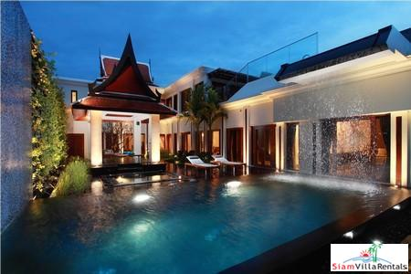 Luxury Three Bedroom Ocean View Pool Villa in Peaceful Mai Khao