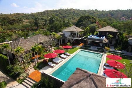 Exclusive, Ultra-Private Resort for 20+ People in Bangsaray near Pattaya