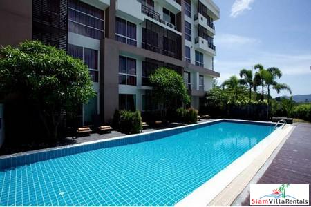 Two Bedroom Apartment in Resort Setting above Patong