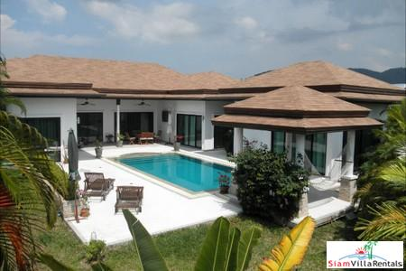 Stylish Three Bedroom Pool Villa in Rawai