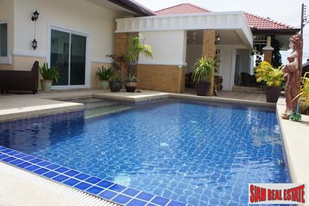 Five Bedroom House with Pool in Gated Chalong Community