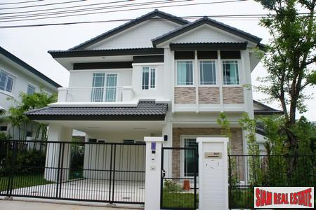 New Three Bedroom, Furnished Home in Chalong