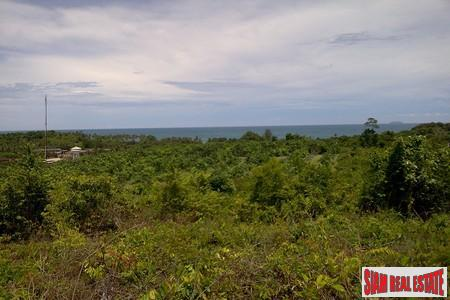 5 Rai of Land on Ko Lanta above Long Beach