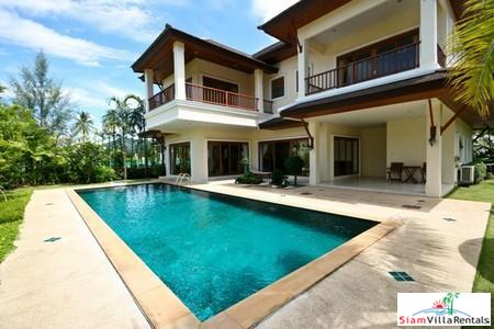 Three Bedroom Pool Villa in Bang Tao with Resort Privileges