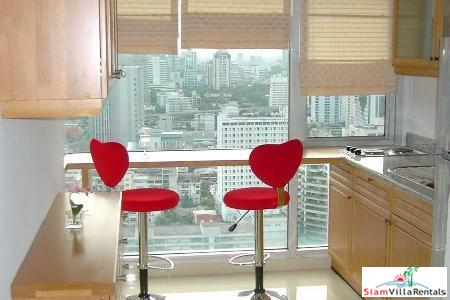 Sukhumvit Suites | Two Bedroom, Two Bath Condo for Rent a Short walk To BTS Nana