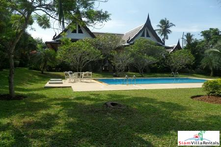 Two Bedroom, Thai-Style Pool Villa in Rawai