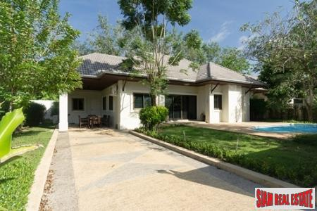 Three Bedroom Pool Villa in Pa Klok
