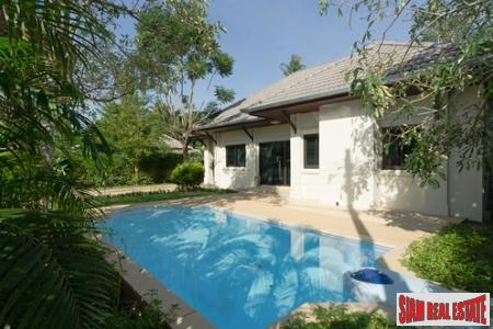 Three Bedroom Pool Villa in 2