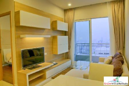 Circle Condominium | Great One Bedroom Apartment in a  Fantastic Petchaburi Location