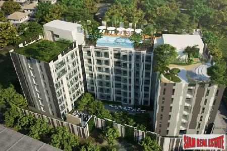 Studios, 1Bed and 2 Bed Apartments In A Modern Condominium - South Pattaya