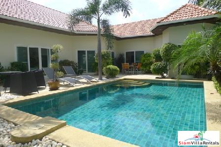 4 Bedroom House For Sale Near Phoenix Golf Course - East Pattaya