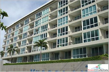 Two Bedroom Condominium For Long Term Rent - Na Jomtien