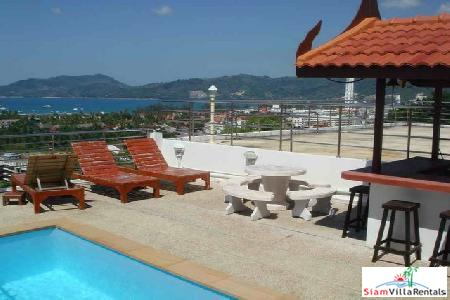 Modern Two Bedroom Condo in Patong