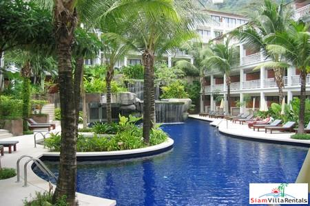 Sunset Beach Resort | Two Bedroom Apartment in Patong/Kalim for Rent
