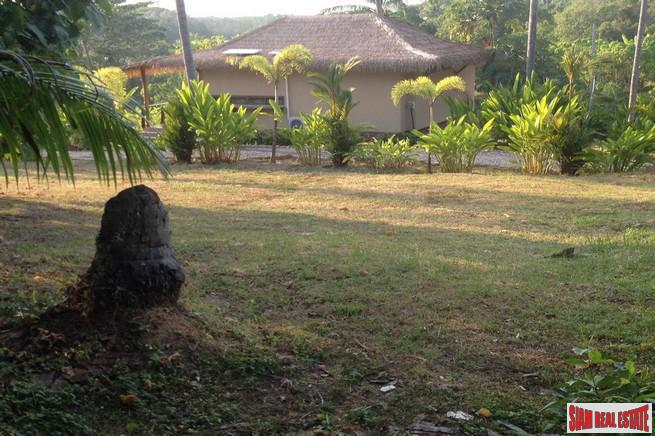 332 SQM Plot in Eco-Resort on Coconut Island