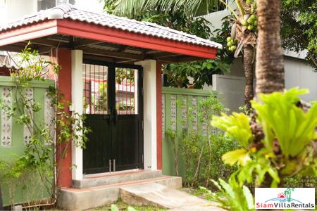 Two Bedroom House in Boutique Rawai Community with Pool