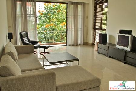 High Quality House for Rent at Sukhumvit 24, Short Walk To Asoke BTS Station.