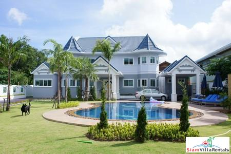 Phuket Country Club | Luxury Three + Bedroom Pool Villa in Kathu Golf Estate