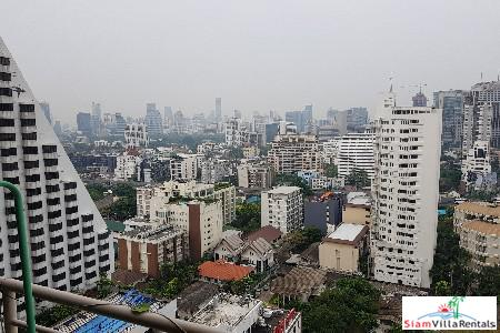 Saranjai Mansion | Beautiful Condo for Rent on Top Floor of Saranjai Mansion, Sukhumvit Soi 6 Short Walk to BTS Nana